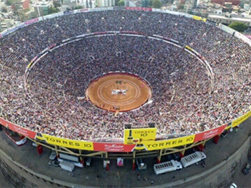 Palcos plaza de toros mexico